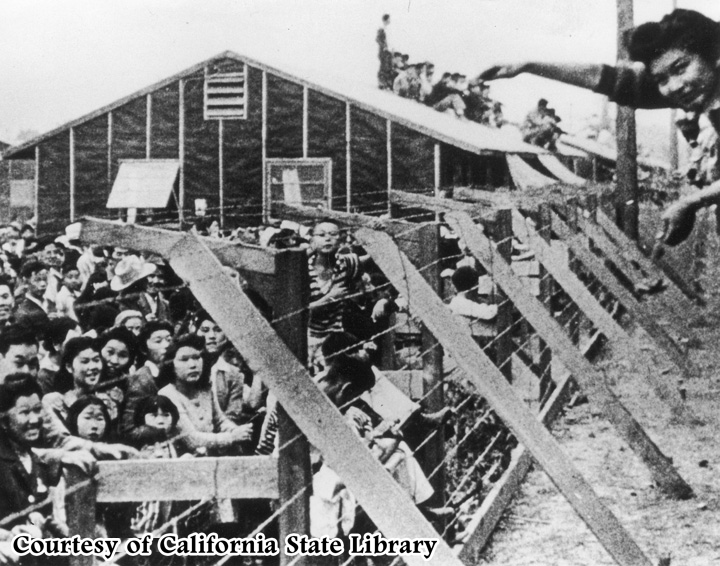 the factors leading up to the japanese american internment The evacuation order commenced the round-up of 120,000 americans of japanese heritage  japanese-american internment camp: tule  interviews with leading.