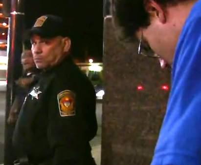 Policestaredown