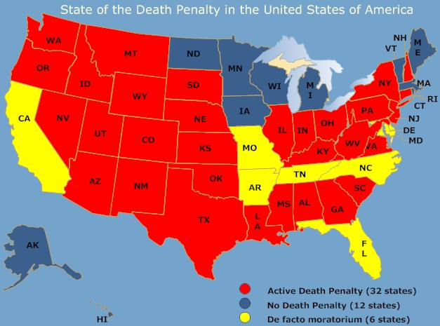State Death Penalty