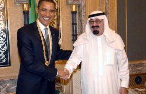 abdullah and obama