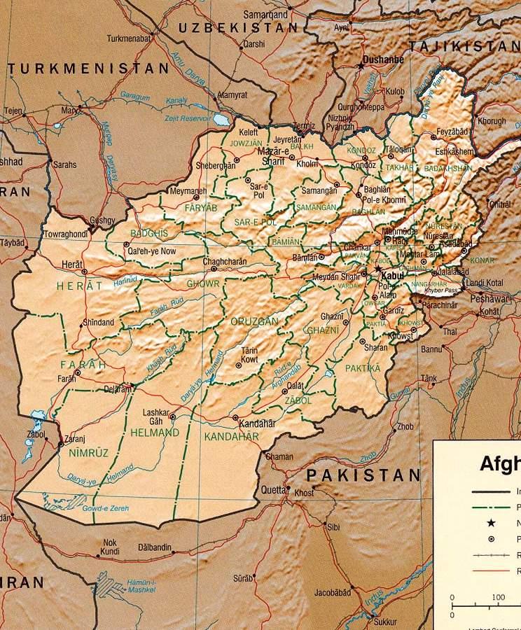 afghan-map