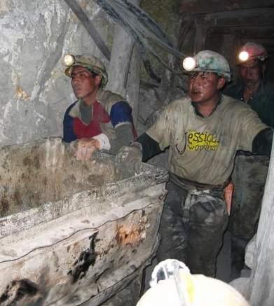bolivia-miners