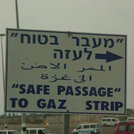 gazasign